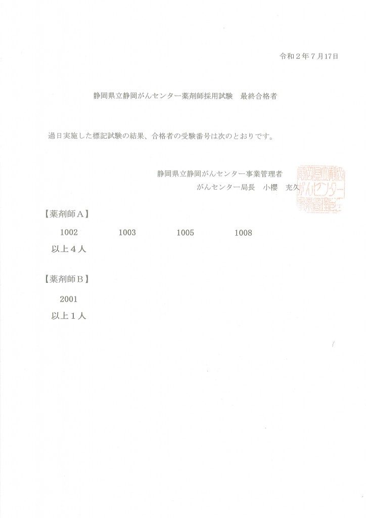 20200717pharmacist_examresult